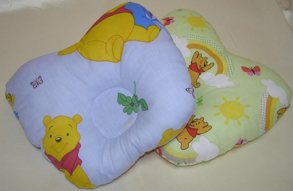 Как сделать подушку для новорожденного 814